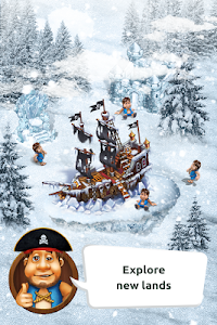 screenshot of The Tribez version 1.81