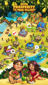 Download The Tribez: Build a Village 9.5.2 APK