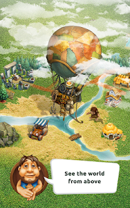 screenshot of The Tribez: Build a Village version 5.3.1