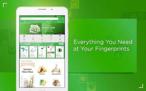 screenshot of Tokopedia - Online Shopping & Mobile Recharge version 2.27