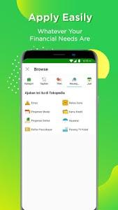 screenshot of Tokopedia - Online Shopping & Mobile Recharge version 2.23.4