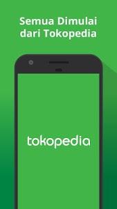 screenshot of Tokopedia - Jual Beli Online version 1.9.9