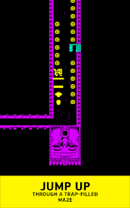 screenshot of Tomb of the Mask version 1.3