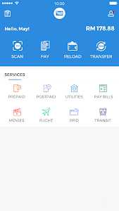 Download Touch 'n Go eWallet 1.4.0 APK