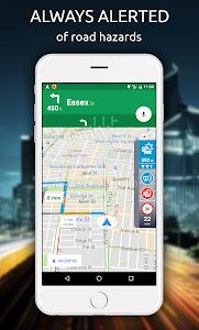Download Glob - GPS, Traffic, Radar & Speed Limits  APK