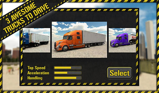 Download Trucker Parking 3D 2.8 APK