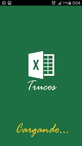 screenshot of Trucos - Ms Excel Kbd version 1.0.0
