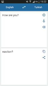 Download Turkish English Translator 2.3.3 APK