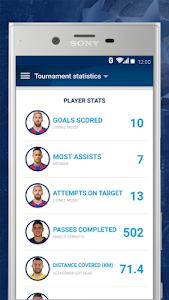 screenshot of UEFA Champions League version 1.29.2