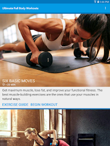 Download Ultimate Full Body Workouts 1.23 APK