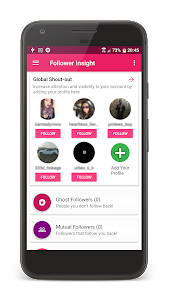 Download Unfollowers & Ghost Followers (Follower Insight) 1.2.4 APK