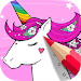 Download Unicorn Coloring Book 3D 2.7.0 APK