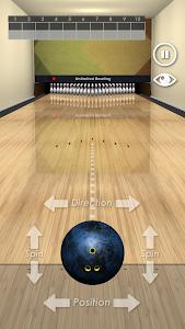 screenshot of Unlimited Bowling version 1.5