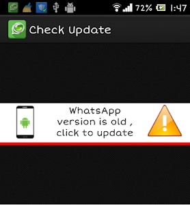 Download Update Check for Whazzap 2.2 APK