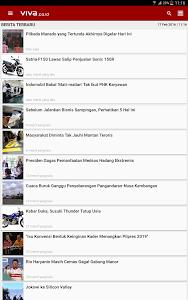 Download VIVA - Berita Terbaru - Streaming tvOne & ANTV 3.3.2 APK