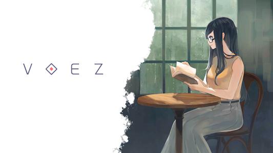 screenshot of VOEZ version 1.1.2