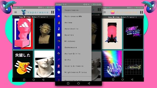 Download Vaporwave Wallpapers ? ( Vaporwave Backgrounds ) 6.2 APK