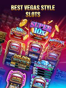 screenshot of Vegas Live Slots : Free Casino Slot Machine Games version 1.1.10