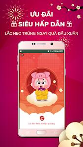 screenshot of MoMo: Nạp tiền, Chuyển Tiền & Thanh Toán version 2.1.6
