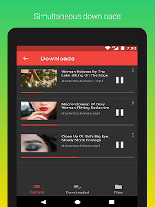 screenshot of Video Downloader version 3.0.10