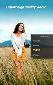 screenshot of Video Editor Music Video Maker Cut, No Crop,Photos version 1.8.4