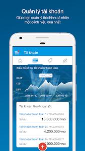 screenshot of VietinBank iPay version 4.0.8.1