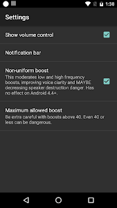 Download Volume Booster GOODEV Legacy 3.0 APK