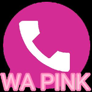 Download WA theme pink 1.0 APK