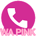 Download WA theme pink 1.0 APK