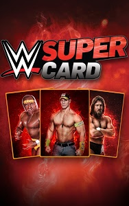 screenshot of WWE SuperCard version 1.6.0.110458