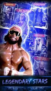 screenshot of WWE SuperCard – Multiplayer Card Battle Game version 4.5.0.373977