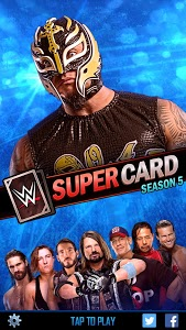screenshot of WWE SuperCard – Multiplayer Card Battle Game version 4.5.0.373977