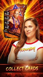 screenshot of WWE SuperCard – Multiplayer Card Battle Game version 4.4.0.314505