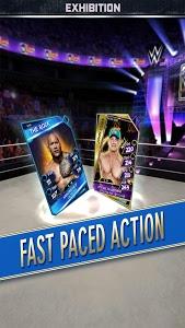 screenshot of WWE SuperCard version 2.0.0.146260