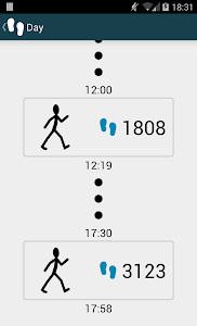 Download WalkLogger pedometer 1.7.14 APK