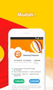 screenshot of Wall in - Pinjaman kilat & Uang teman version 2.2.6.1