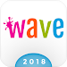 Download Wave Keyboard Background - Animations, Emojis, GIF 1.62.4 APK