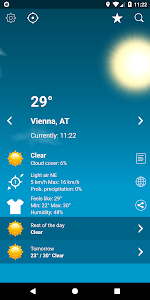 Download Weather Austria XL PRO  APK