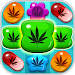 Download Weed Match 3 Candy Jewels - crush all puzzle games 3.503 APK