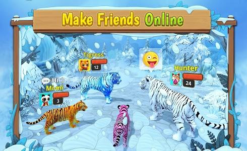 Download White Tiger Family Sim Online 1.3.1 APK