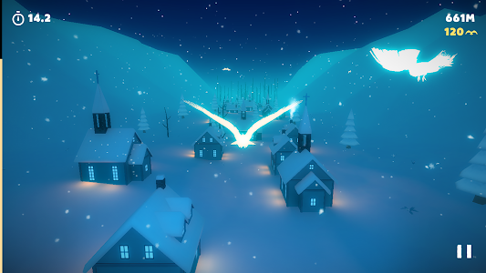 screenshot of White Trip version 1.4