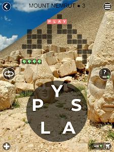 screenshot of Words Of Wonders version 1.4.1A
