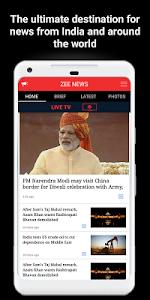 Download Zee News Live 4.0.8 APK