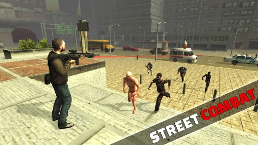 Download Zombie Street Fighter 1.1 APK