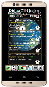 Download Earthquake news, alert, alarm 1.4.9 APK