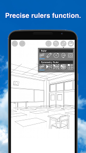 screenshot of ibis Paint X version 4.2.3