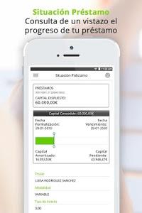 screenshot of ruralvía version 3.5.1