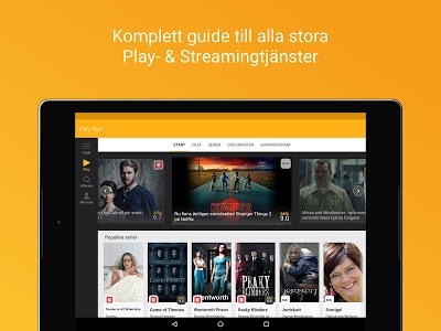 Download tv.nu - Guide till TV och Streaming  APK